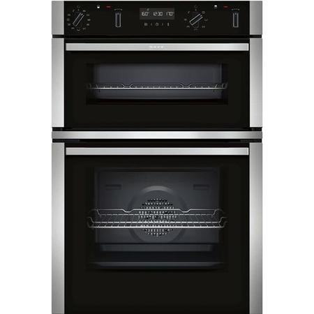 Neff U2ACM7HH0B CircoTherm Electric Built-in Single Oven