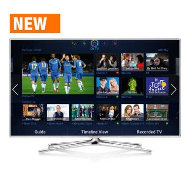 Samsung UE32F6510 32 Inch Smart 3D LED TV