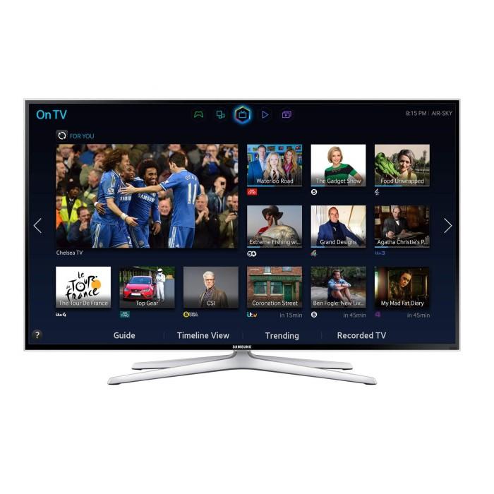 samsung ue50h6400 50 inch smart 3d led tv ue50h6400akxxu appliances direct. Black Bedroom Furniture Sets. Home Design Ideas