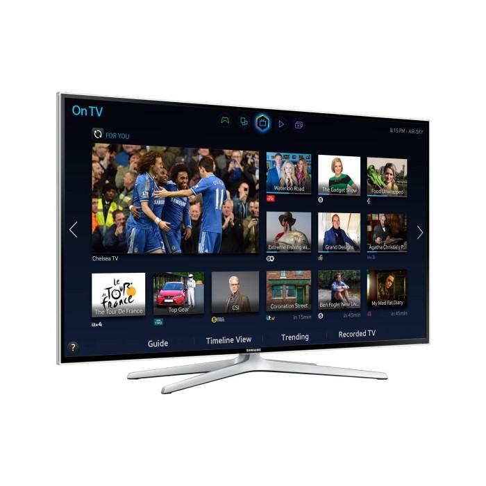 samsung ue48h6400 48 inch smart 3d led tv ue48h6400akxxu. Black Bedroom Furniture Sets. Home Design Ideas