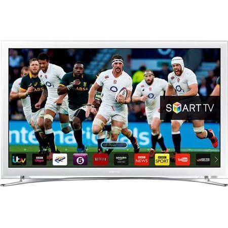 Samsung UE32J4510 32 Inch Smart LED TV White