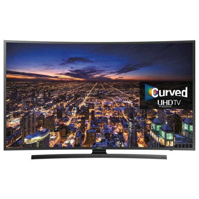 a4d681347b333 Samsung UE40JU6500 40 Inch Smart 4K Ultra HD Curved LED TV UE40JU6500KXXU
