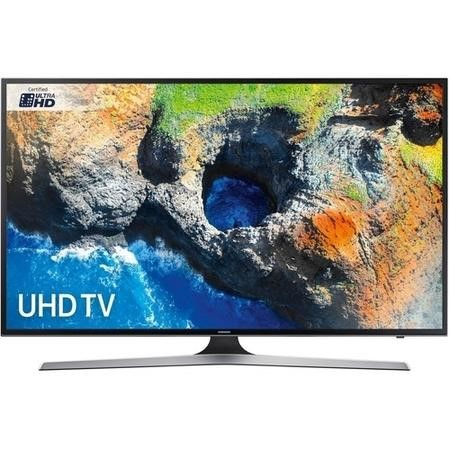 "Samsung UE50MU6120 50"" 4K Ultra HD HDR LED Smart TV with Freeview HD"