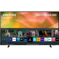 Samsung 43 Inch AU8000 Samsung Crystal UHD 4K HDR Smart TV Best Price, Cheapest Prices