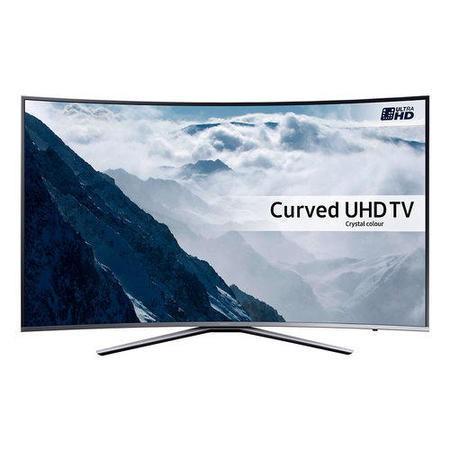 4f2f7a3e8c2e SAMSUNG UE43KU6500UXXU 43 inch Curved 4K Ultra HD HDR Smart LED TV Freeview  HD Freesat HD