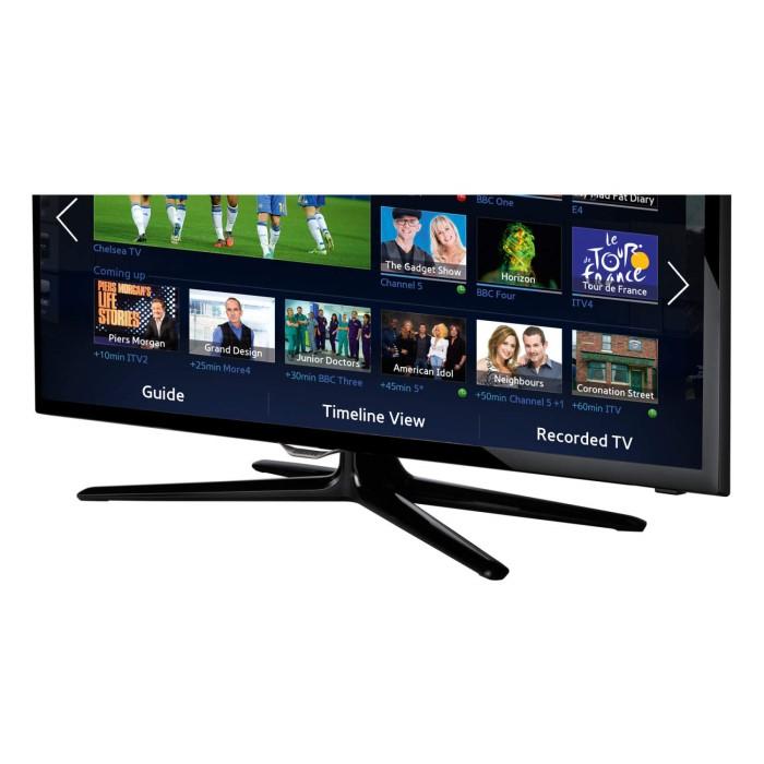 samsung ue46f5500 46 inch smart led tv ue46f5500akxxu appliances direct. Black Bedroom Furniture Sets. Home Design Ideas