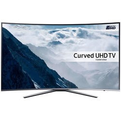 Samsung UE49KU6500 49 Inch  4K HDR Ultra-HD Curved Smart LED TV 1600 PQI Silver