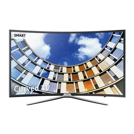 "Samsung UE55M6320 55"" 1080p Full HD Curved LED Smart TV with Freeview HD"