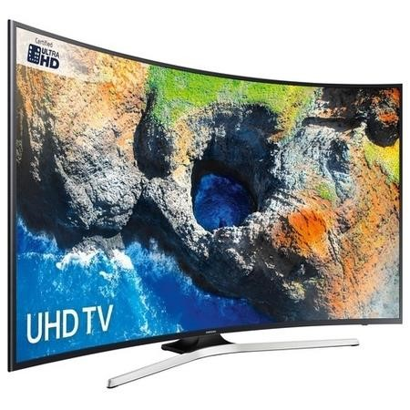 "Samsung UE49MU6220 49"" 4K Ultra HD Curved LED Smart TV with Freeview HD"