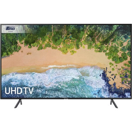 "Samsung UE55NU7100 55"" 4K Ultra HD HDR LED Smart TV with Freeview HD"