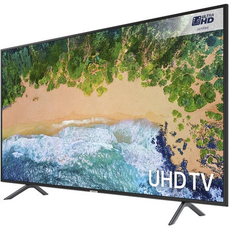 "Samsung UE75NU7100 75"" 4K Ultra HD HDR LED Smart TV with Freeview HD"