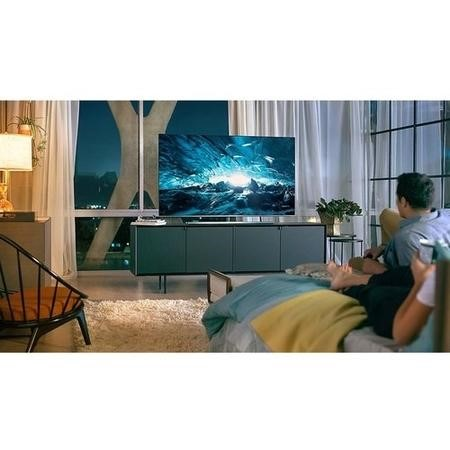 "Samsung UE75NU8000 75"" 4K Ultra HD HDR LED Smart TV with 5 Year Warranty"