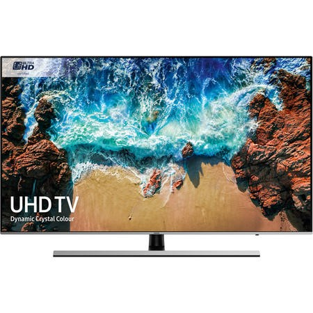 "Samsung UE55NU8000 55"" 4K Ultra HD HDR LED Smart TV with 5 Year Warranty"