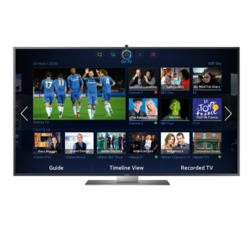 Samsung UE55F9000 55 Inch 4K Ultra HD 3D LED TV with Freeview HD/Freesat HD