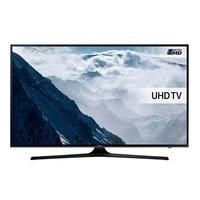 Samsung 55 Inch UE55KU6020 HDR 4K Ultra HD Smart TV with Freeview HD Playstation Now & PurColour