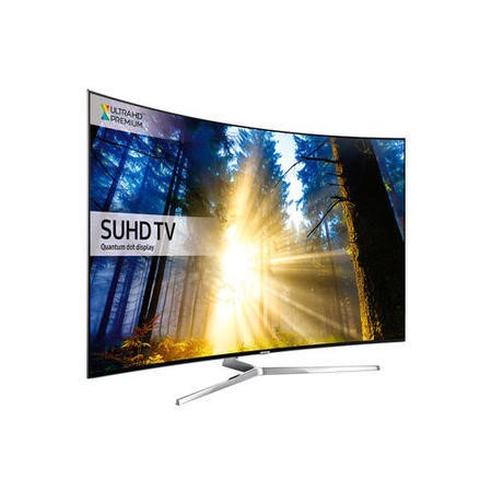 Samsung UE78KS9500 78 Inch Curved SUHD 4K Ultra HD HDR Quantum Dot Smart TV with Freeview HD/Freesat HD & Playstation Now