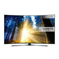 Samsung UE88KS9800 88 Inch Curved SUHD 4K Ultra HD HDR Quantum Dot Smart TV with Freeview HD/Freesat HD