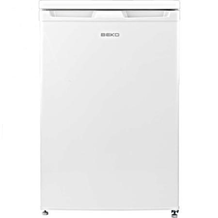 Beko UF584APW 55cm Wide Freestanding Upright Under Counter Freezer - White