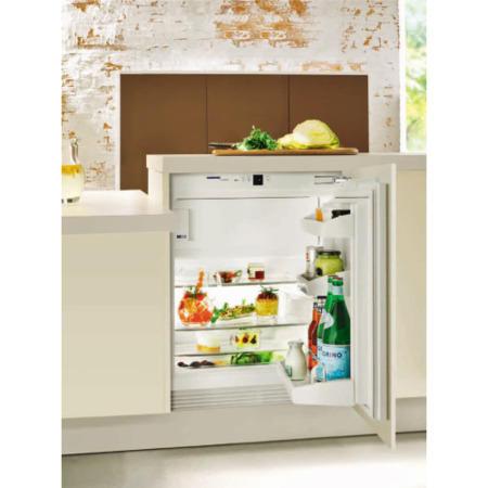 liebherr uik1424 integrated under counter fridge with ice box appliances direct