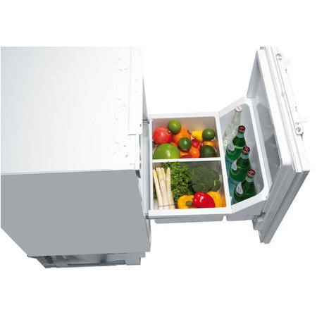 Liebherr UIK1550 60cm Wide Integrated Under Counter Pull-Out Drawer Fridge - White