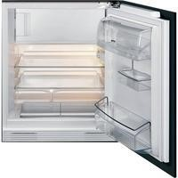 Smeg UKUD7122CSP Integrated Under Counter Fridge With Ice Box