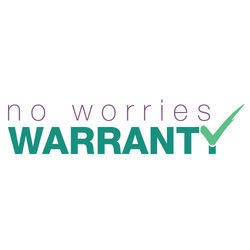 No Worries 3-Year Warranty only £25