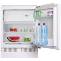 Amica UM130.3 Built-under Integrated Fridge With Ice Box White