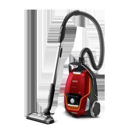 AEG UOORIGWR+ Vacuum Cleaner in Watermelon Red
