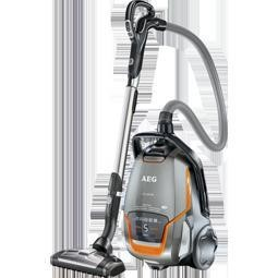 AEG UOQUATTRO Vacuum Cleaner in Tungsten Metallic
