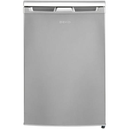Beko UR584APS Under Counter Freestanding Fridge With Ice Box - Silver