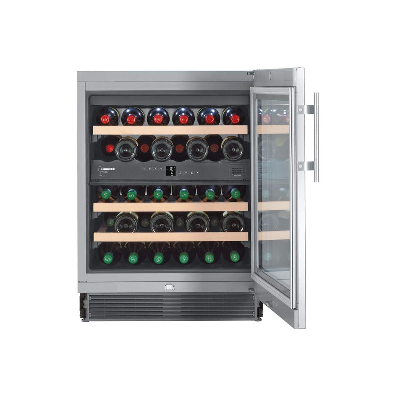 Liebherr Uwtes1672 Under Worktop Wine Storage Cabinet