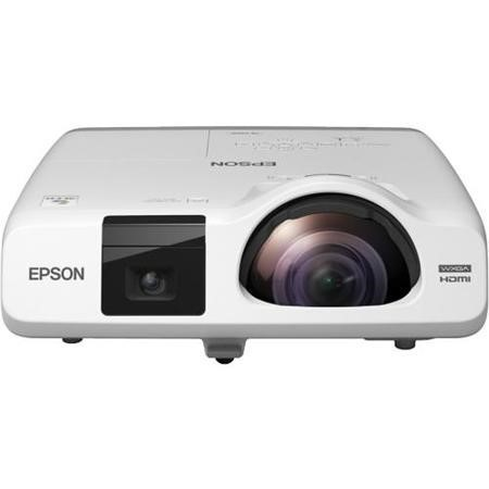 Epson EB-536Wi Short Throw Projector