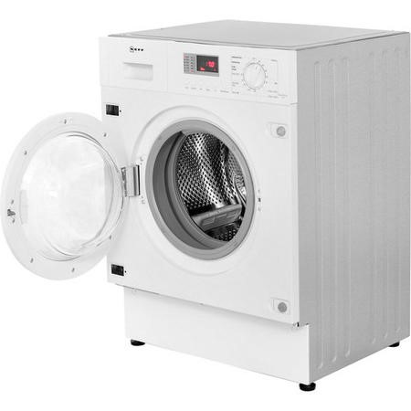 Neff V6320X1GB 7kg Wash 4kg Dry 1400rpm Integrated Washer Dryer -White