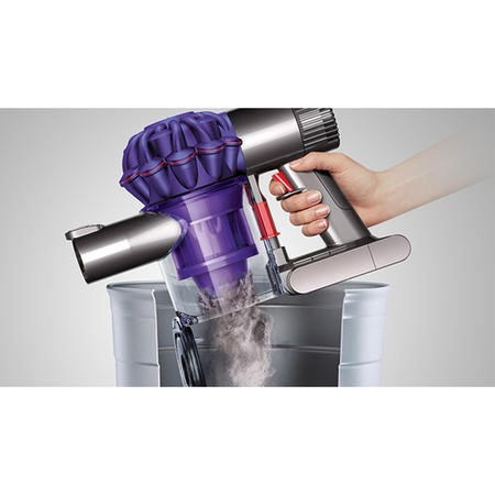 Dyson V6ANIMAL V6 Animal Cordless Vacuum Cleaner Purple & Grey