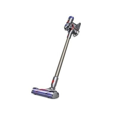 Dyson V8 Animal Cordless Bagless Vacuum Cleaner  Titanium Grey And Purple