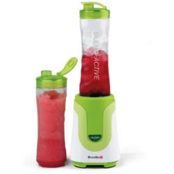 Breville VBL062 Blend-Active Sports Bottle Blender - Green & White