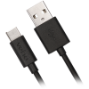 Veho Pebble 20cm USB-C Cable - Black