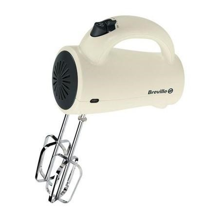 Breville VFP069 Xs14 Pick And Mix Vanilla Cream Hand Mixer