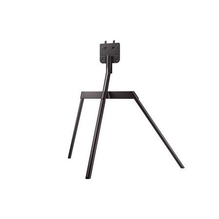 "Samsung VG-STSM11B Brown Studio Easel Stand for up to 65"" QLED TVs"