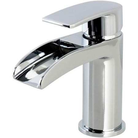 Titan Mono Waterfall Basin Mixer Tap