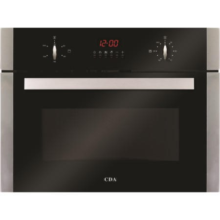 CDA VK701SS Compact Height Built-in Steam Oven And Grill Stainless Steel