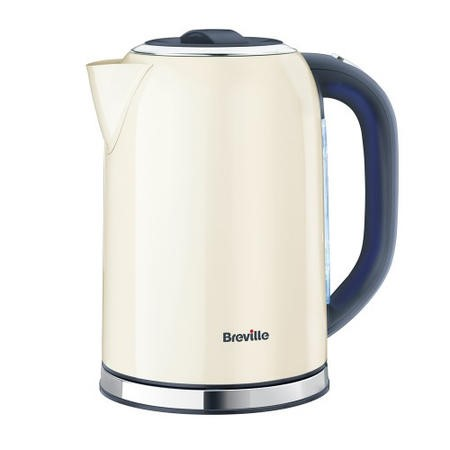 Breville VKJ187 1.5l Jug Kettle Cream With Stainless Steel Base