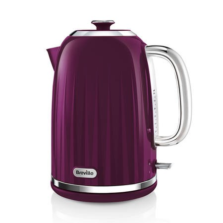 Breville VKJ957 Impressions Textured Jug Kettle - Purple