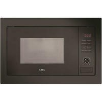 CDA VM230BL 25L 900W Built-in Microwave And Grill Black