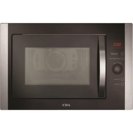 CDA VM450SS 25L 900W Built-in Stainless Steel Combination Microwave Oven