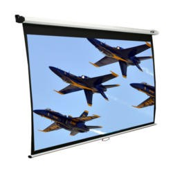 Elite 120 Inch Electric Projector Screen