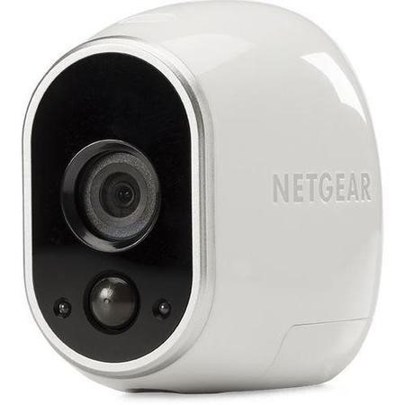NETGEAR Arlo Smart Home 2x HD Cameras Security System -100% Wire-Free Indoor/Outdoor with Night Vision
