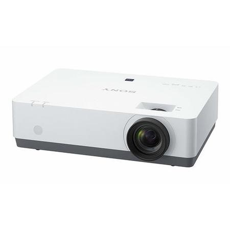 4200lm XGA 20000_1 2 XRGB 2X HDMI Type A/B USB S-Video Video in RJ45 RS232  1X Mon./Audio out Mic Audio / 16W Speaker 1.40-2.27_1 1.6 Zoom  Approx 4kg Opt. Wireless.