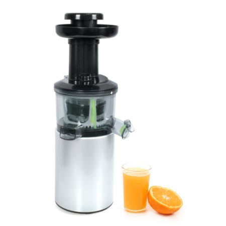 GRADE A1 - ElectriQ Premium Cold Pressed Vertical Slow Juicer and Smoothie Maker - BPA Free