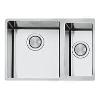 Smeg VSTR3418-2 Mira 1.75 Bowl Undermount Stainless Steel Sink